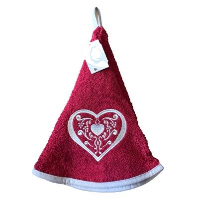 円形タオル,クリスマスプレゼント,タオルギフト