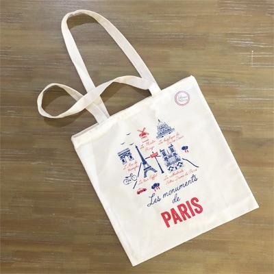 フランスブランドのおしゃれなトートバッグ通販。エコバッグにもおすすめ