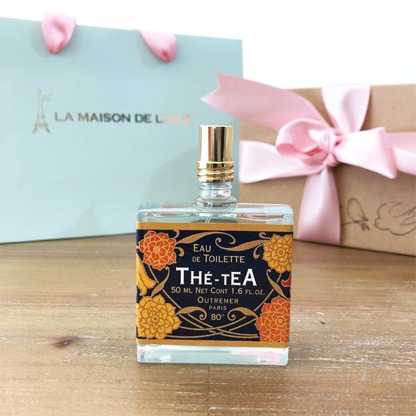 アロマリンオードトワレ・ティー,紅茶の香水,フランス産香水