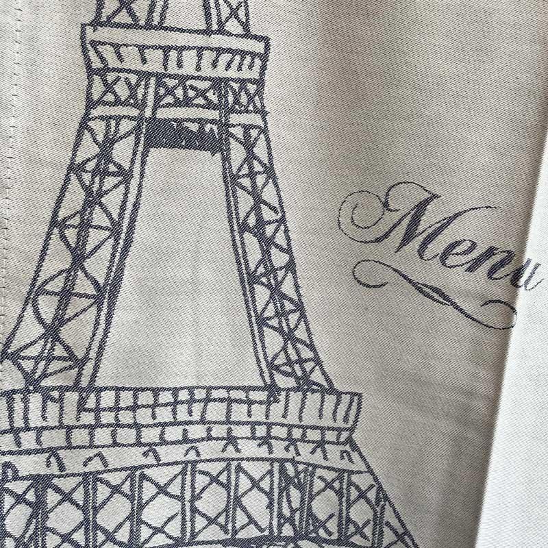 クーケティータオル通販。エッフェル塔のポスター。フランス雑貨ラメゾンドレイル公式通販