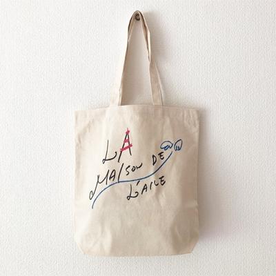 雑貨屋さんのトートバッグフランストートバッグはフランス雑貨のラメゾンドレイル