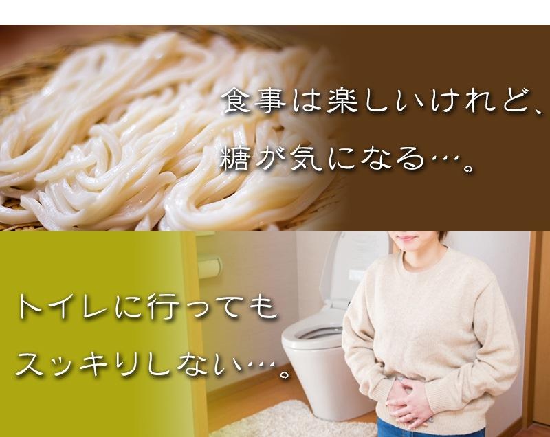桑の葉は、食事が楽しいけれど糖が気になる方、トイレに行ってもスッキリしない方にお勧めです。
