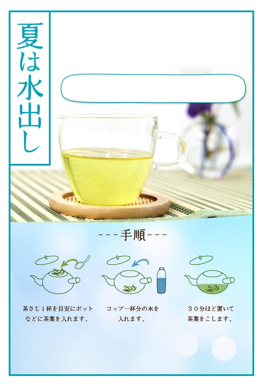 完全有機 無農薬 無化学肥料栽培 JAS認定有機茶