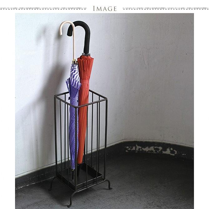 JOSEPH ジョセフ  IRON UMBRELLA STAND アイアンアンブレラスタンド  傘立て カサ 雨傘 スタンド 傘入れ 玄関 おしゃれ かわいい アンティーク フレンチ