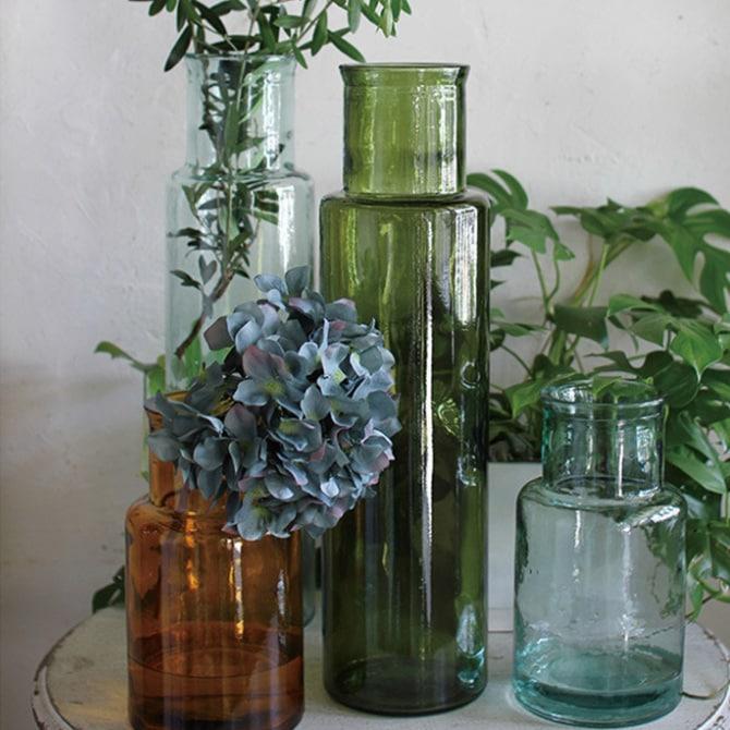 VALENCIA RECYCLE GLASS バレンシア リサイクル ガラス CUATRO