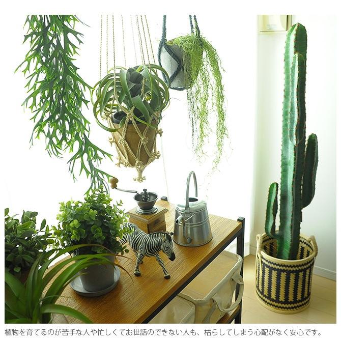 Brown. ブラウン フェイクグリーン 柱サボテン ポット 147cm  観葉植物 フェイクグリーン イミテーションフラワー 造花 ディスプレイ ボタニカル 植物 多肉植物 インテリア おしゃれ