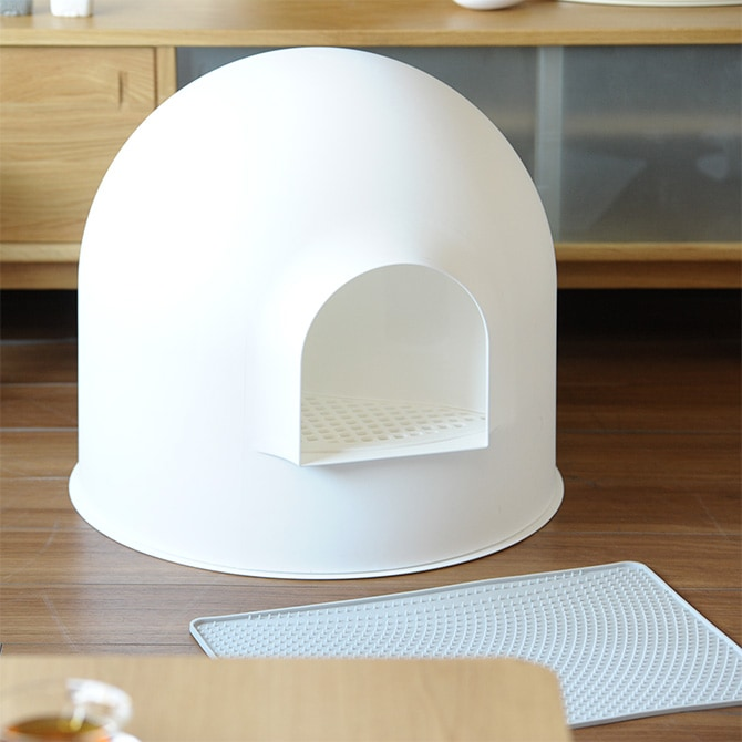 Igloo Cat Litter Box 猫用トイレ