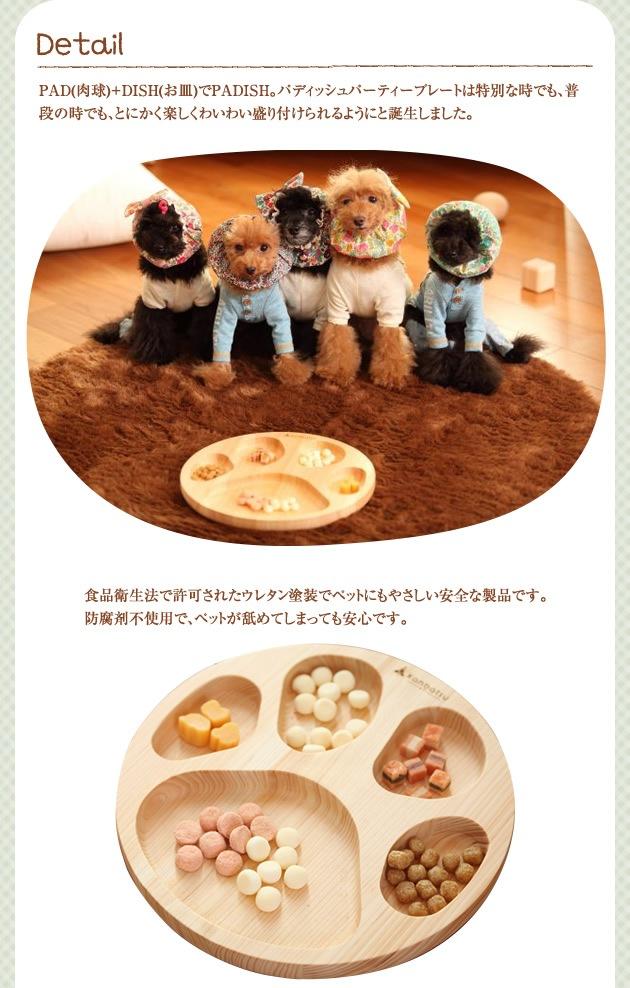 kanbatsu  PADISH Party Plate   パディッシュパーティープレート 220 KBP01