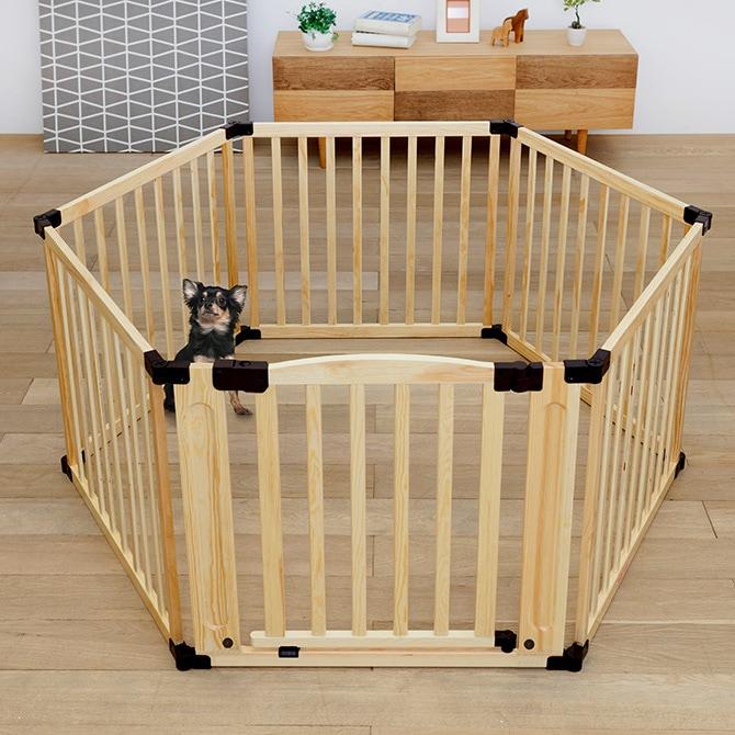 木製フレックスサークル