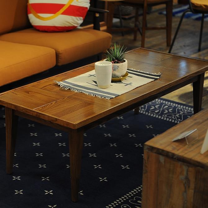 BOWERY コーヒーテーブル 122cm