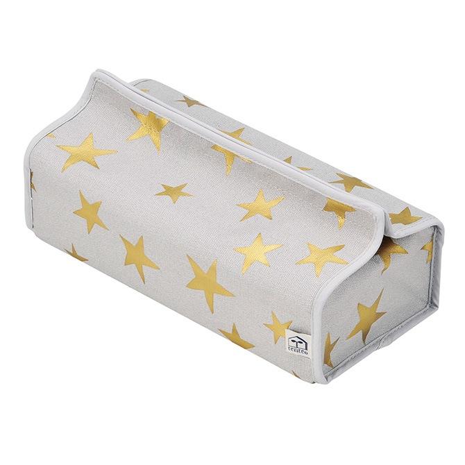 tente(テンテ)  enfant(アンファン) STAR ティッシュカバー