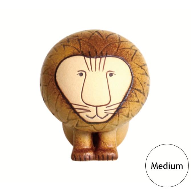 ライオン ミディアム