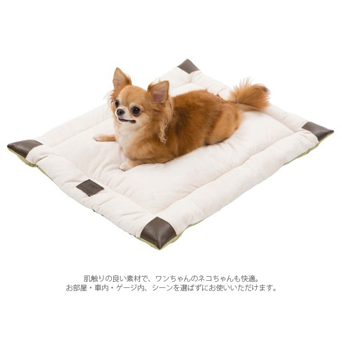 TALL TAILS トール テイルズ クラシック マット XS  猫 犬 マット ベッド おしゃれ 車内 リバーシブル 猫用品 犬用品 ペットグッズ
