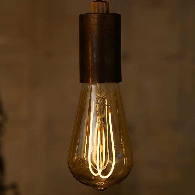 LED スワンバルブ VF 調光対応 EDISON