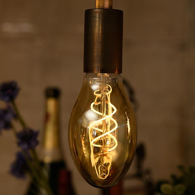 LED スワンバルブ VF 調光対応 OVAL