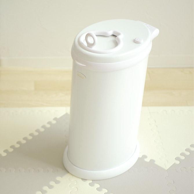 Ubbi(ウッビィ) インテリア オムツ ペール   おむつ用ごみ箱 ゴミ箱
