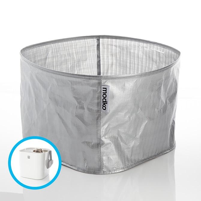 modkat モデキャット モデキャットリターボックス 交換用インナー砂袋 モデキャットリューザブルライナー(1枚入)  猫用トイレ modkat モデキャット modko モデコ 交換用インナー砂袋 洗える