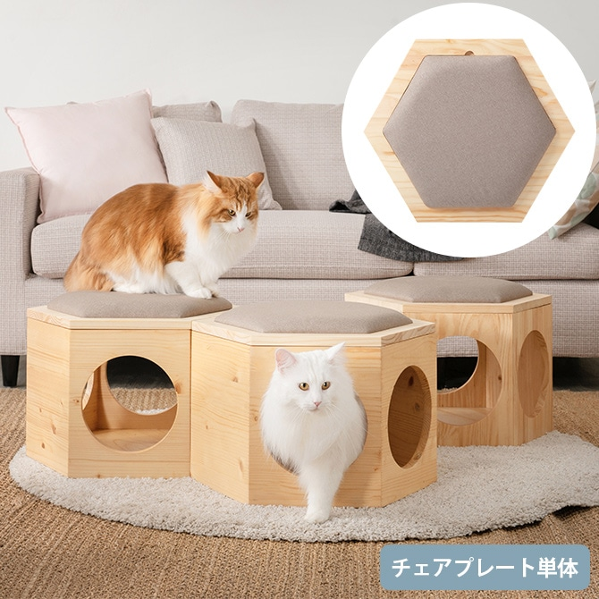 Busy Cat専用 Chair Plate チェアプレート
