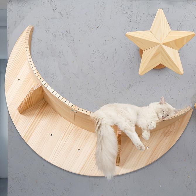 Luna キャットステップ