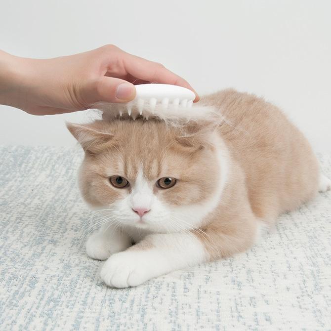 PETKIT ペットキット マッサージ・コーム  猫 犬 コーム ブラシ くし マッサージ シャンプーブラシ