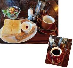 ウモガ UMOGA 朝食 グッドネイバーズコーヒー のぼり 旗