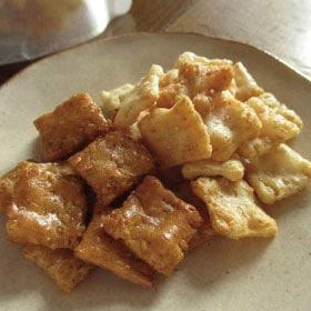ウモガ ブログ 発芽玄米のお煎餅