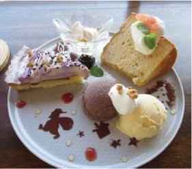 ウモガ ブログ cafe Chai