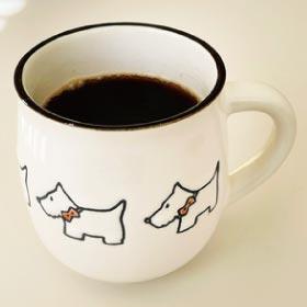 ウモガ ブログ あったかい物 ホットコーヒー