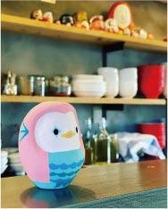 ウモガ ブログ アマビエちゃんの写真はお店のFBからお借りしました