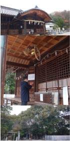 ウモガ ブログ 前田八幡神社 まえだはちまんじんじゃ