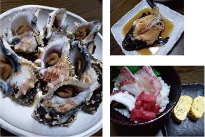 ウモガ ブログ アオハタ鮮魚店 新鮮な魚 刺身 煮つけ 海産物