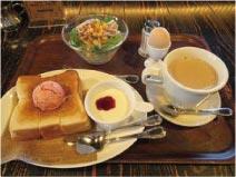 ウモガ ブログ グッドネイバーズコーヒー いちごバタートースト
