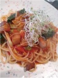 ウモガ ブログ Chef's Table Piatto パスタ トマトソース