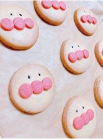 ウモガ ブログ アンパンマン 手作り クッキー