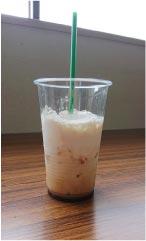 ウモガ ブログ コーヒービーンズショップ アロバー コーヒー牛乳