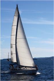 ウモガ ブログ セイル 船の帆 ヨット