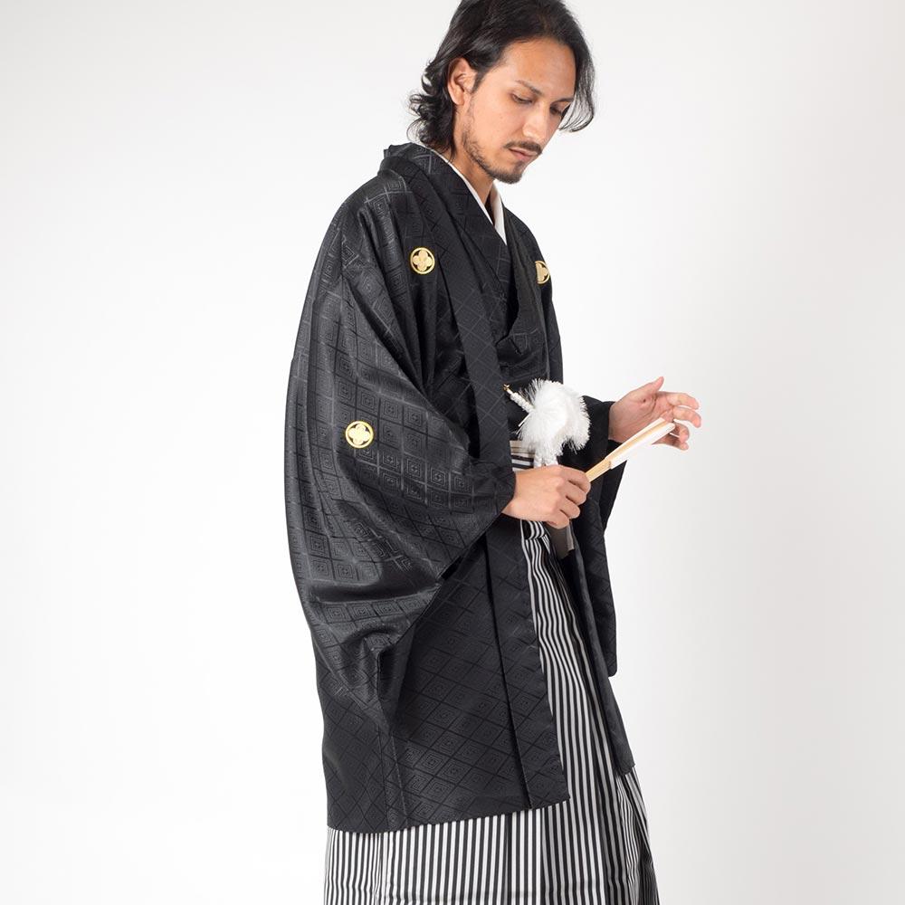 成人式に紋付袴・羽織袴の送料無料ネットレンタル
