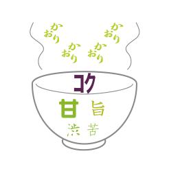蔵出茶501 味のイメージ