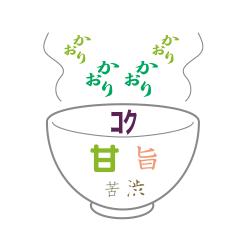 八十八夜新茶 味のイメージ