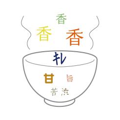 新茶 魚がし煎茶 味のイメージ