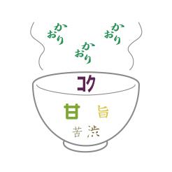 新茶 とてしゃんティーバッグ 味のイメージ
