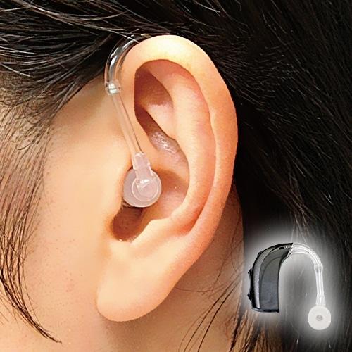 アクトス 耳掛け式デジタル補聴器 カリスタ 左右兼用 補聴器 集音器 バーナフォン ACTOSII-CP 送料無料 デジタル 耳かけ型 耳掛け 耳かけ型補聴器 雑音 雑音抑制 雑音少ない チャネルフリー方式 はっきり 聞こえる 聞き取りハウリング ハウリング抑制 電話