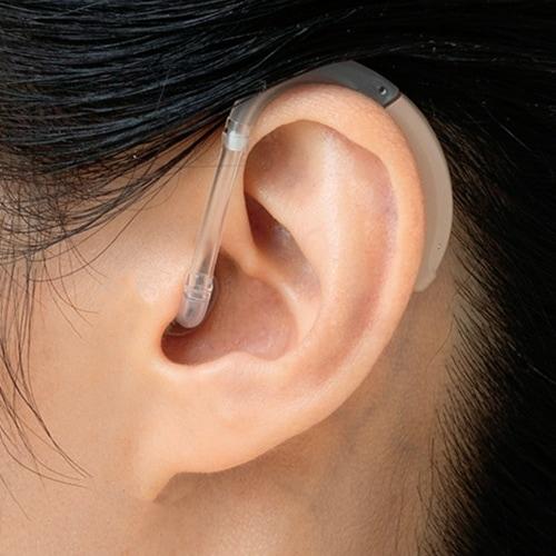 ドイツA&M社耳掛け式デジタル補聴器