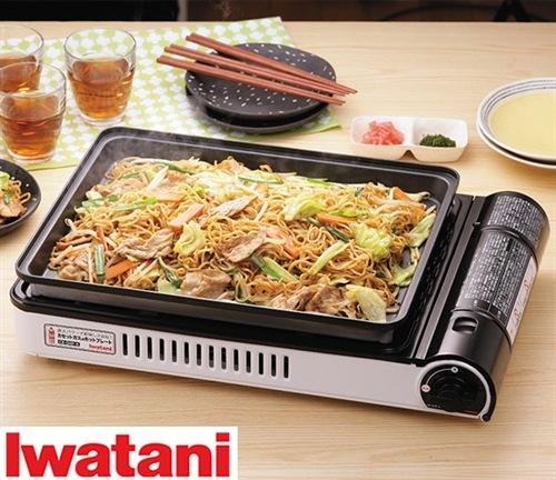 Iwatani カセットガスホットプレート「焼き上手さんα」