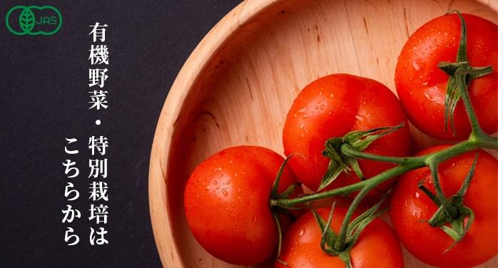 有機野菜・特別栽培