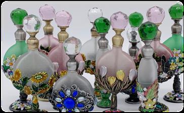 香水ボトル