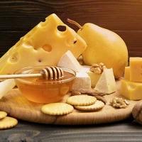 チーズ・デザート