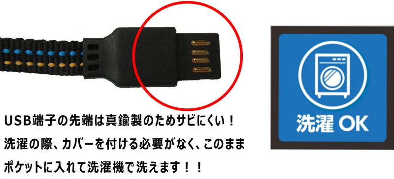 USB 端子