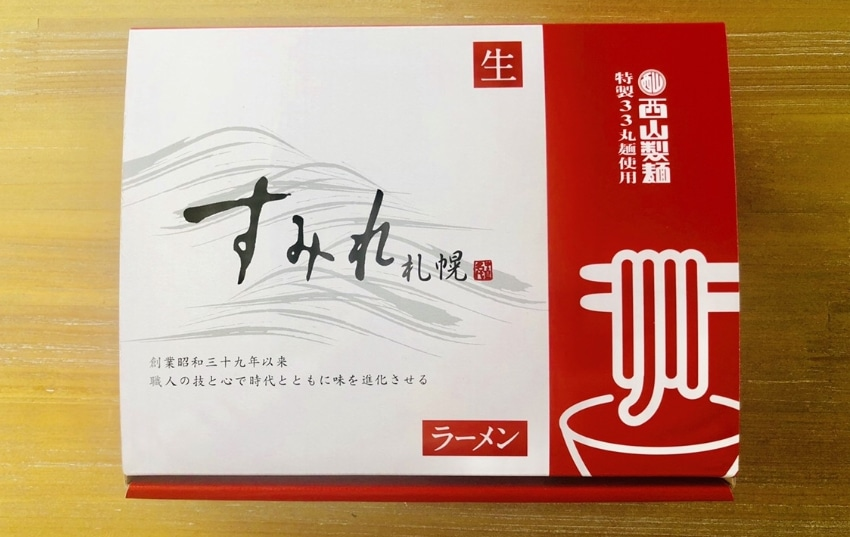 北海道の有名店ラーメン「すみれ」「おにやんま」を通販でお取り寄せ
