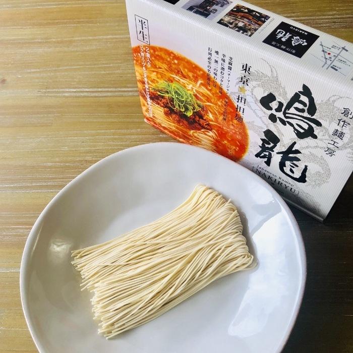 創作麺工房鳴龍〜NAKIRYU〜 パッケージ